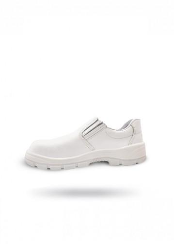Zapato blanco elastizado...