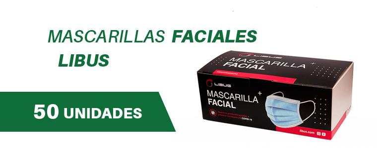Mascarillasx50