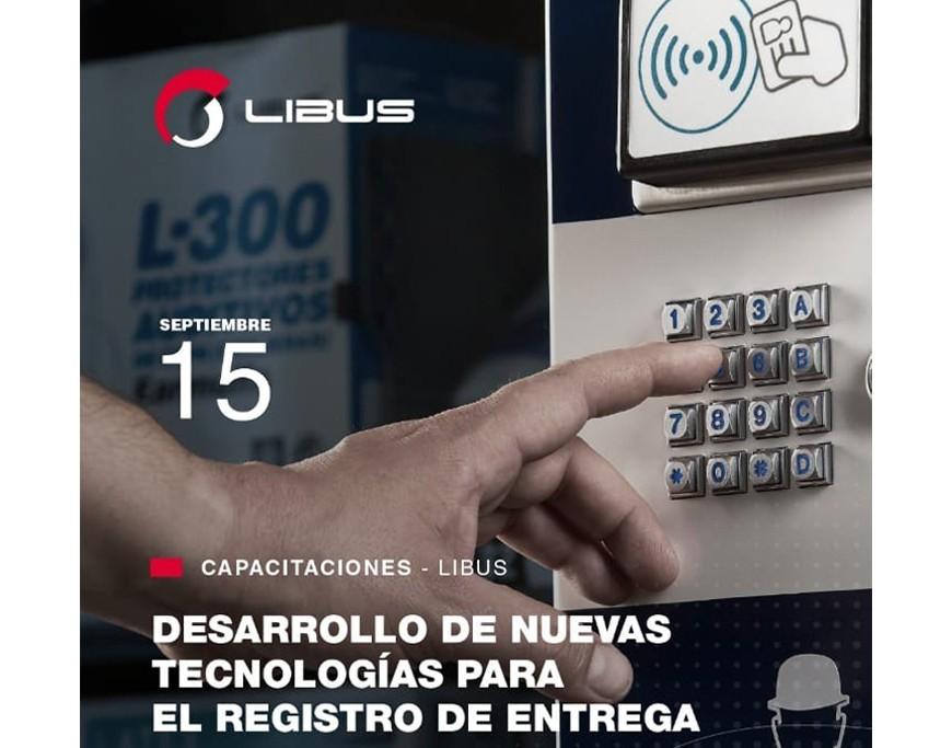 Desarrollo de nuevas tecnologías para el registro de entrega